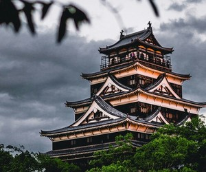 japan, architecture, and asia image