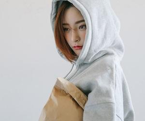 asian, pretty, and fashion image