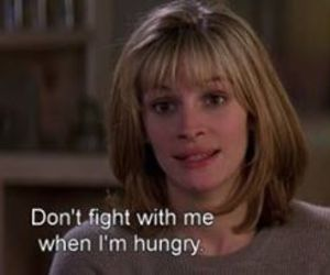 quotes, hungry, and julia roberts image