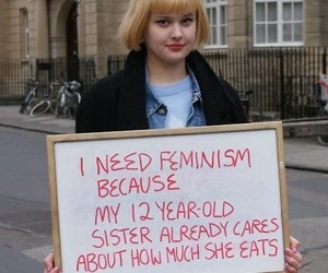 feminism, quotes, and woman image
