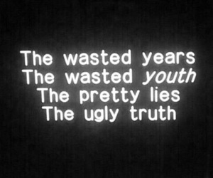 quotes, lies, and grunge image