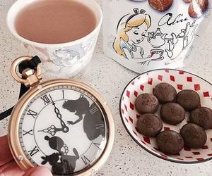 alice in wonderland, Cookies, and disney image