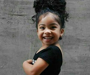 curly hair, mixed race, and playdate material image