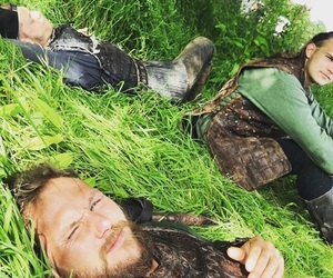 vikings, jordan patrick smith, and marco ilsø image