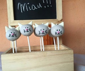 cute and cakepops image