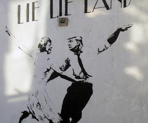 trump, art, and graffiti image