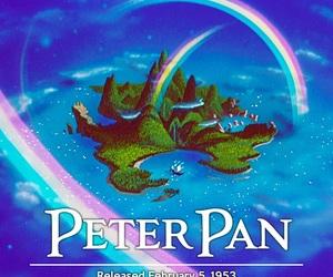 disney, neverland, and peter pan image