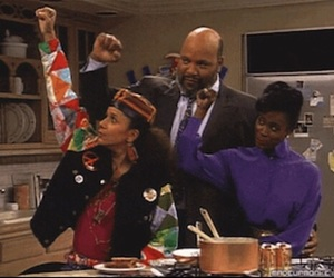 black excellence, black power, and fresh prince image