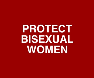 bisexual, women, and empower image
