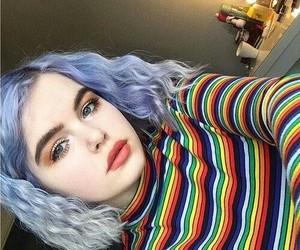 girl, alternative, and beauty image