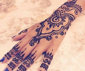 art, design, and henna image