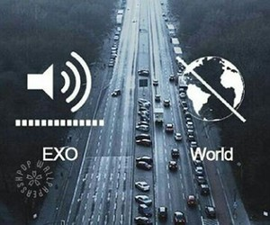 exo, kpop, and music image