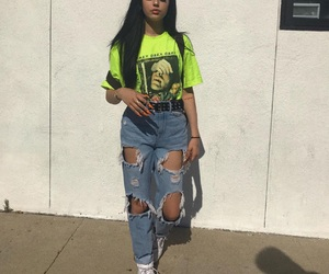 style, maggie lindemann, and beauty image