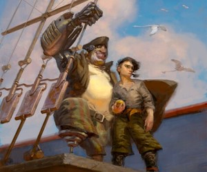 disney and treasure planet image