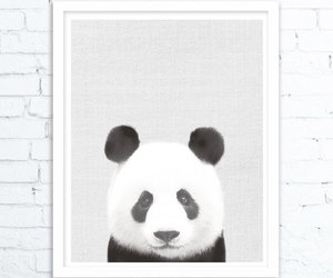 black and white, etsy, and printable poster image