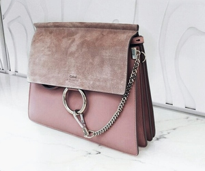 bag, accessories, and chloe image