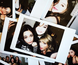 Taylor Swift, camila cabello, and hailee steinfeld image