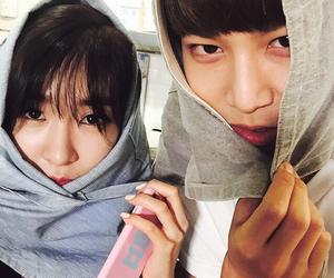 girls generation, love, and couple korean image