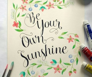 art, calligraphy, and quotes image