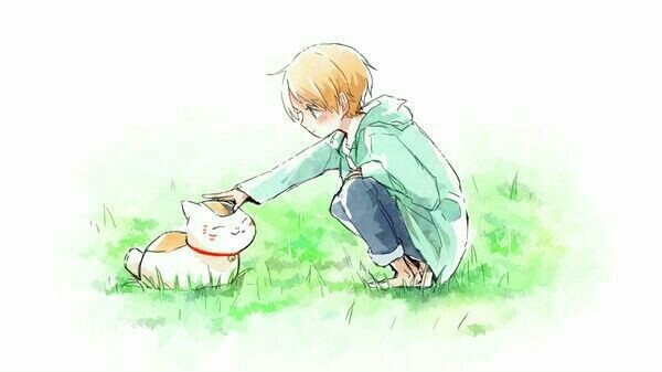 197 images about natsume yuujinchou on We Heart It | See more ...