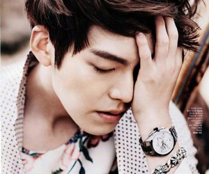 kim woo bin, actor, and model image