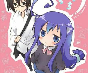 acchi kocchi, tsumiki miniwa, and anime image