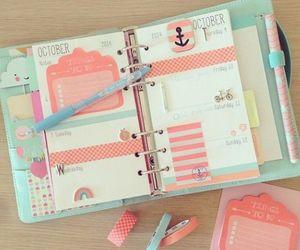 organizer, planner, and agenda mate image