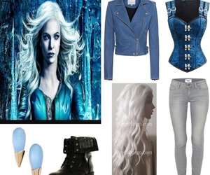 costume and killer frost image