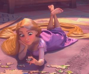 tangled, rapunzel, and disney image