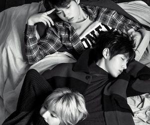boys, k-pop, and maknae image