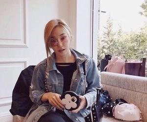 girls generation, snsd, and tiffany hwang image