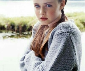 alexis bledel, beautiful, and girl image