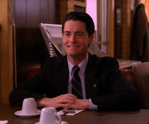 Twin Peaks, Kyle MacLachlan, and dale cooper image