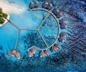 Island and Maldives image
