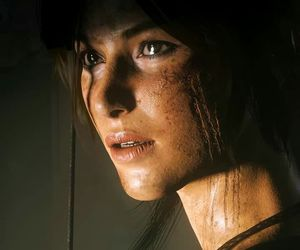 lara croft and tomb raider image