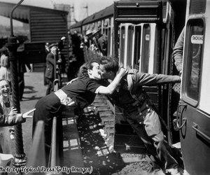 british, soldado, and kiss image