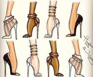 hayden williams, drawing, and heels image