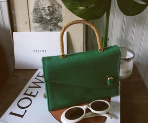 celine and green image