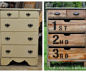 dresser, furniture, and upcycle image