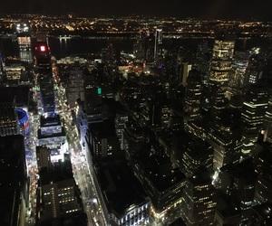 beautiful, holiday, and new york image