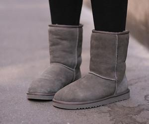 shoes, ugg, and uggs image