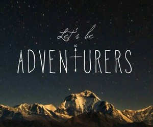 adventure, wallpaper, and mountains image