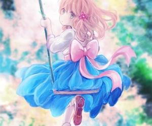 anime, kawaii, and anime art image