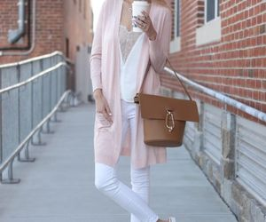 cardigan, cute, and fashion image