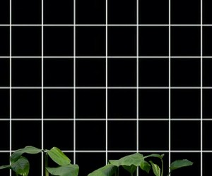 grid, aesthetic, and calendar image