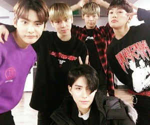 a.c.e, boys, and Chan image