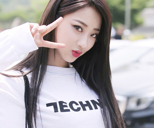 beauty, kpop, and 9muses image
