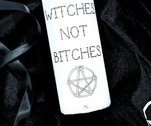 witch and bitch image