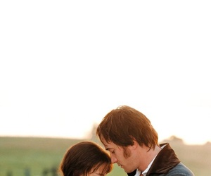 elizabeth bennet, Fitzwilliam Darcy, and iphone wallpaper image