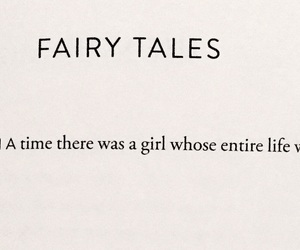 fairy tales, once upon a time, and quote image